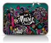 FUNDA Notebook Neoprene Est 21 Lets Music