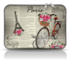 FUNDA Notebook Neoprene Est 27 Paris