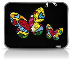 FUNDA Notebook Neoprene Est 35  Britto