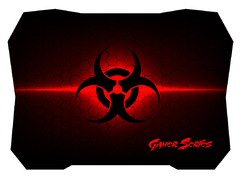 Mouse Pad Gamer Rojo