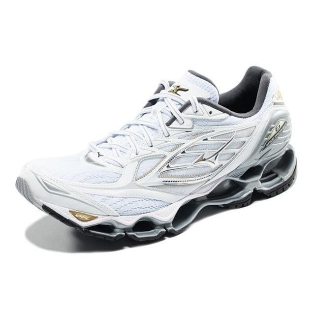 6cd21f2d47f MIZUNO WAVE PROPHECY 6 BRANCO - LONDRES OUTLET