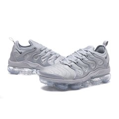 NIKE AIR VAPORMAX PLUS CINZA