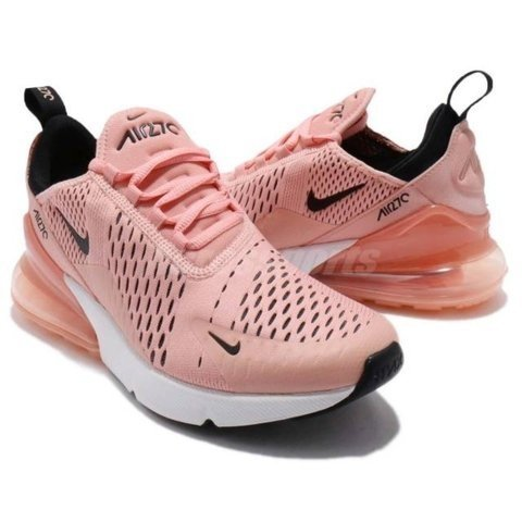 b4df5da981 TÊNIS NIKE AIR MAX 270 ROSA - LONDRES OUTLET