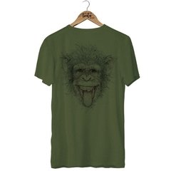 Camiseta Happy Monkey na internet
