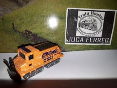 k1007 - Matchbox - Caminhao Highway maintenance 1990 - vendido no estado