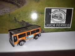 k1013 - Matchbox - Onibus urbano - City Bus - 2004 - vendido no estado