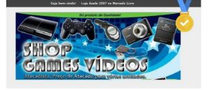 Shop Games Vídeo