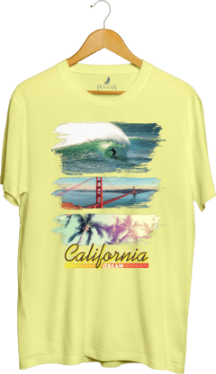 Camisa Estampada California Dream - comprar online