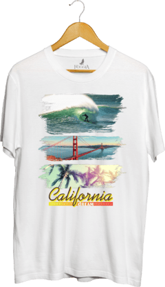 Camisa Estampada California Dream