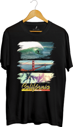 Camisa Estampada California Dream - loja online