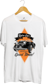 Camisa Estampada - Retro Car