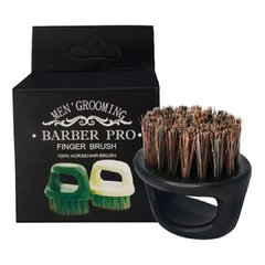 Cepillo Para Barba Finger Brush Barber Pro Barberia Pelo