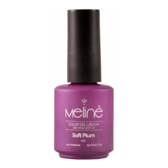 Esmalte Meline Semi Permanente Gel Uv/led