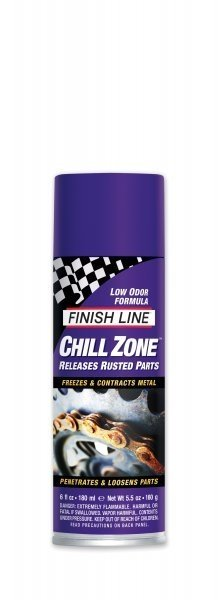 CHILL ZONE FINISH LINE 180 ML