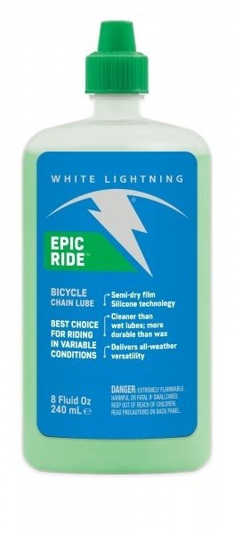 LUBRICANTE WHITE LIGHTNING EPIC RIDE
