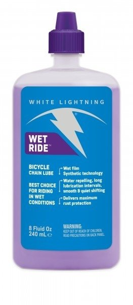 LUBRICANTE WHITE LIGHTNING WET RIDE