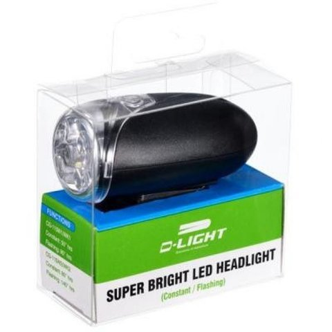 LUZ DELANTERA D-LIGHT CG-115W en internet