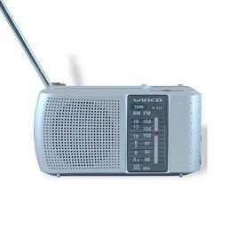 Radio AM/FM Winco W223 x 1