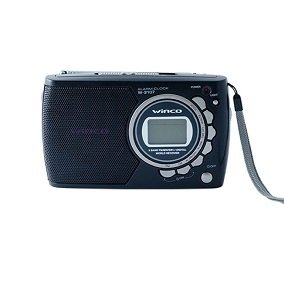Radio AM/FM Winco W3107 x 1