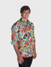 Camisa Fredie Queen Multicolor