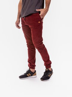 Jogger Ross Corderoy Bordeaux