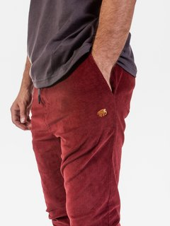 Jogger Ross Corderoy Bordeaux en internet