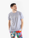 Remera Bordada Elepants gris