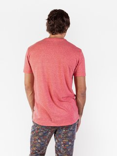 Remera Elepants Rojo Melange en internet