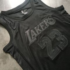 "Camisa Los Angeles Lakers Lebron James Nike ""MVP' Edition na internet"