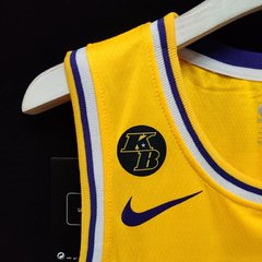 Los Angeles Lakers - Icon Edition - Swingman - 2020 - RIP Kobe Patch - comprar online