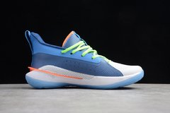 Under Armour Curry 7 'Nerf Super Soaker' na internet