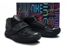 Tênis Nike Kyrie 6 All Black na internet