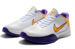 Tênis Nike Kobe 5 Protro Lakers Home - Rocha Madrid Sports
