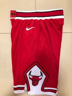 Bermuda Chicago Bulls Away Short Nba 2018 Nike Basquete - Rocha Madrid Sports