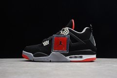 "Tênis Air Jordan 4 Retro ""Bred"""