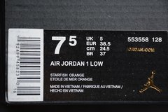 Tênis Air Jordan 1 Low Satin Shattered Backboard na internet