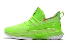Under Armour Curry 7 'Sour Patch Kids'