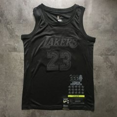 "Camisa Los Angeles Lakers Lebron James Nike ""MVP' Edition - Rocha Madrid Sports"