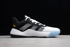 adidas D.O.N. Issue 1 'Black & White' - Rocha Madrid Sports
