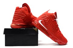 Nike LeBron 17 'University Red' - comprar online