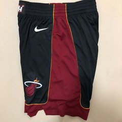 Bermuda Miami Heat Home Short Nba 2018 Nike Basquete - Rocha Madrid Sports