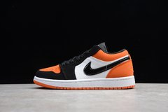 Tênis Air Jordan 1 Low Satin Shattered Backboard