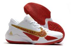 Tênis Nike Zoom Freak 2 White Red - comprar online