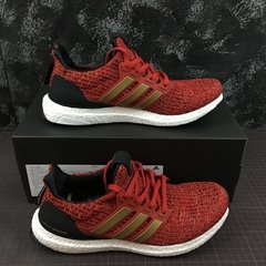 "adidas Ultraboost x Game of Thrones ""House Lannister"" na internet"