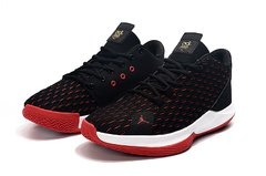 Tênis Air Jordan CP3.XII Black Red na internet