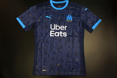 Imagem do Olympique de Marseille - Away - Authentic - 2020/21
