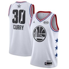 Camisa All Star Game 2019 Branca NBA Basquete Swingman