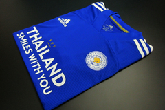 Leicester - Home - Authentic - 2020/21