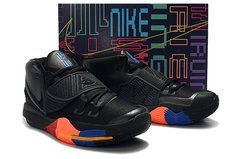 Tênis Nike Kyrie 6 Black Orange Red - comprar online