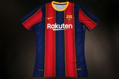 Barcelona - Home - Authentic - 2020/21 - comprar online